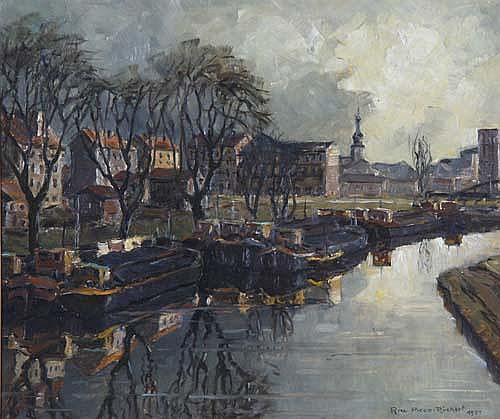 Ria Picco-Rückert (Nürnberg 1900-1966 Nürnberg