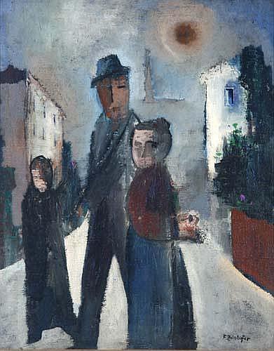 Fritz Zolnhofer (Wolfstein 1896-1965 Saarbrücken)