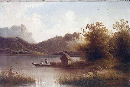 Anton Pick (Pich) (Görz 1840- 1905 Wien) Partie am