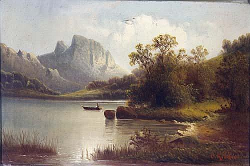 Anton Pick (Pich) (Görz /Wien 1840- ca. 1905)