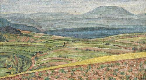 Alexander Gerbig (Suhl/Thüringen 1878-1948) weite