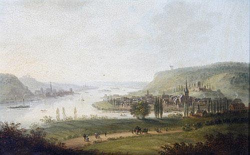Jakob Dietzler (Ehrenbreitstein 1789-1855