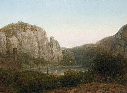 August Lüttmann (Hamburg 1830-1882 Düsseldorf)