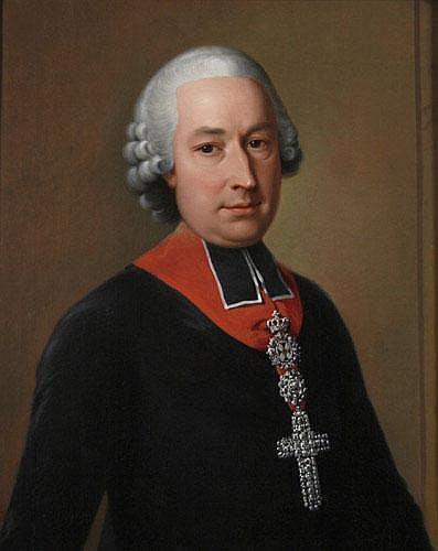 Johann Wilhelm Hoffnas (Ahaus 1727-1795 Mannheim)