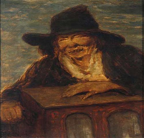 Rudolf Hesse (Saarlouis 1871 Porträt eines