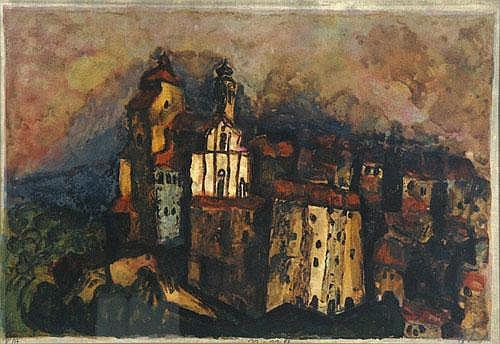 Christian Kruck (Hamburg 1925-1985 Frankfurt /M.)