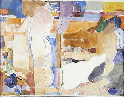 Edvard Frank (Korschenbroich 1909-1972 Saarlouis)