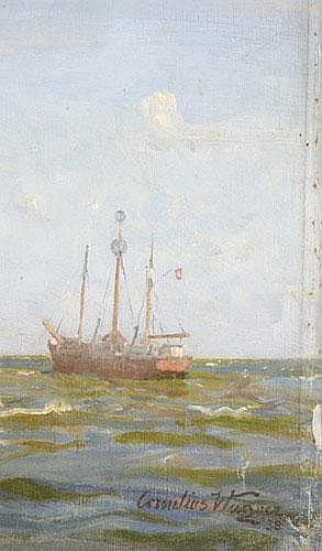 Cornelius Wagner (* Dresden 1870)
