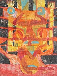 Jean Schuler (St. Ingbert 1912-1984 Paris) Ohne