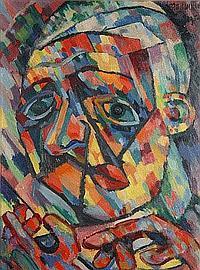 Jean Schuler (St. Ingbert 1912-1984 Paris) Mann