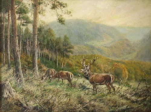 Wilhelm Buddenberg (Trier 1890-1967 Neuss) Blick