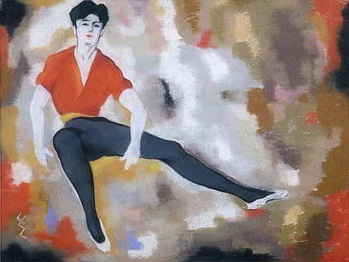 Curt Echtermeyer (1896-1971) Bildnis eines