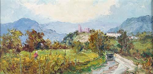 Robert Lauth (Ludwigshafen 1896-1985) Pfalz, die