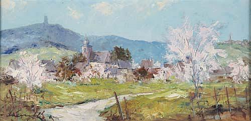 Robert Lauth (Ludwigshafen 1896-1985) Bei
