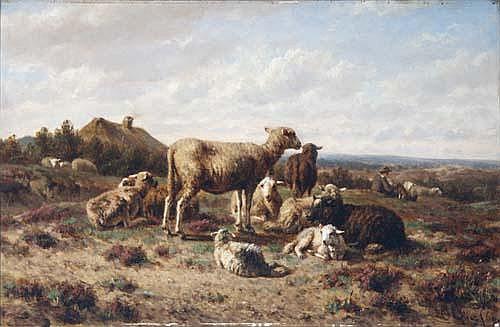 Helmert Richard van der Flier (Baarn 1827-1899)