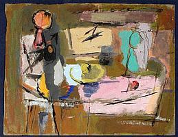 Jean Villeri (Oneglia/Italien 1896-1982 Cagnes sur Mer)