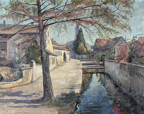 Conrad Pfau (Wimpfen/Neckar 1885-1954 München)