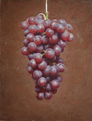 Conor Walton (b.1970) RED GRAPES/GREEN GRAPES