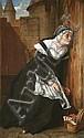 Alfred Elmore RA, HRHA 1815-1881 MARIE ANTOINETTE, Alfred Elmore, Click for value