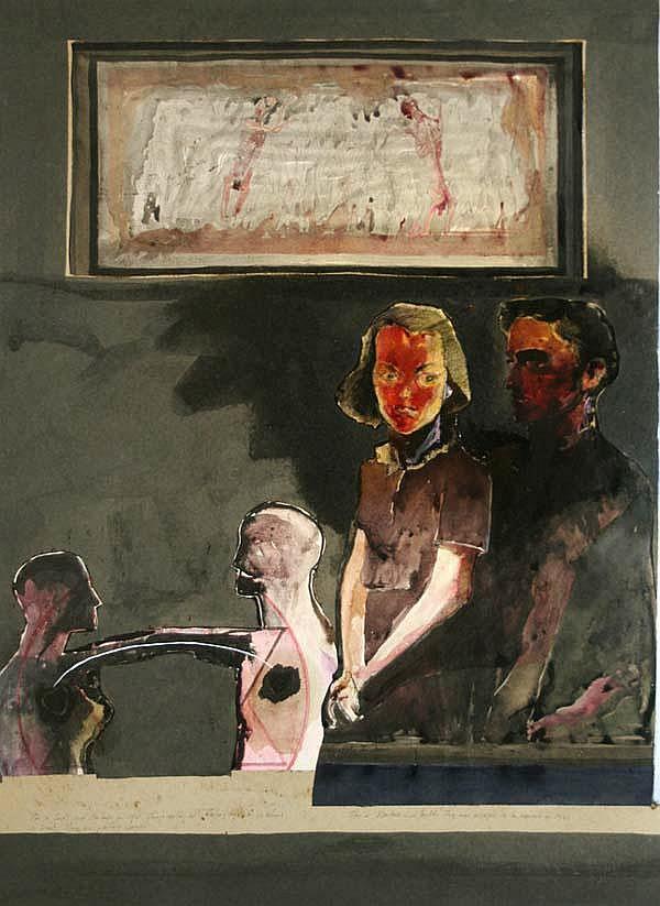 Patrick Graham (b.1943)