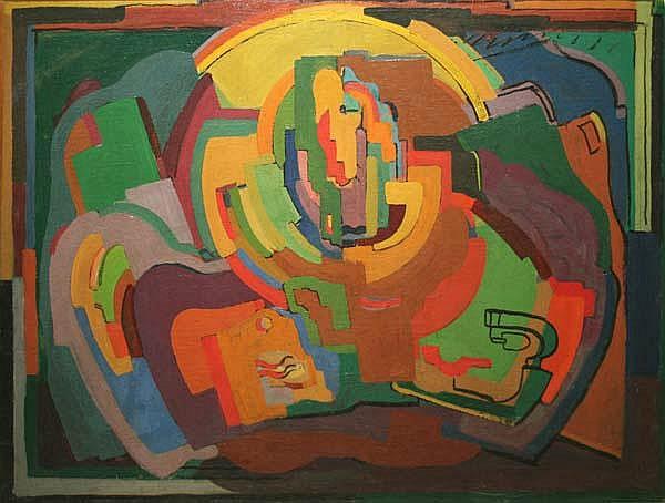 Evie Hone HRHA (1894-1955)
