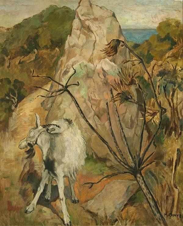 Margaret Clarke RHA (1888- 1961)