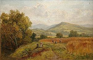 Bartholomew Colles Watkins RHA (1833-1891)