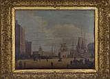 William Sadler 1782-1839 CARLISLE BRIDGE, DUBLIN,