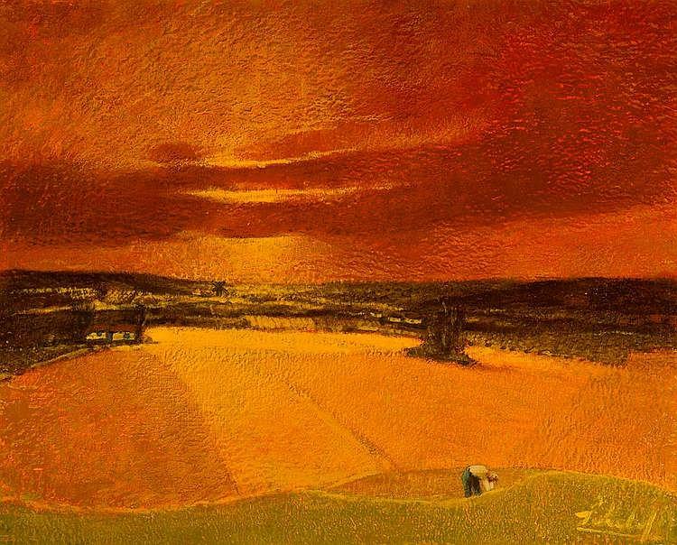 Schelck  Maurice (1906-1978) Harvest