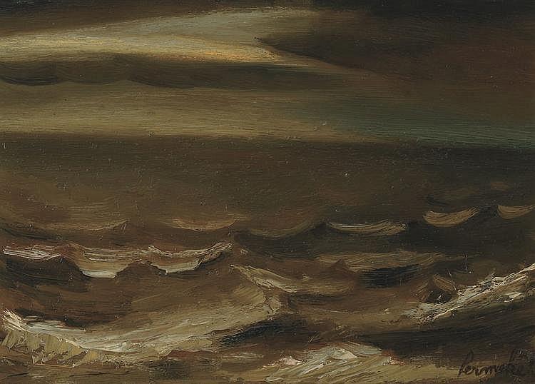 Permeke  Constant (1886-1952) Seacape