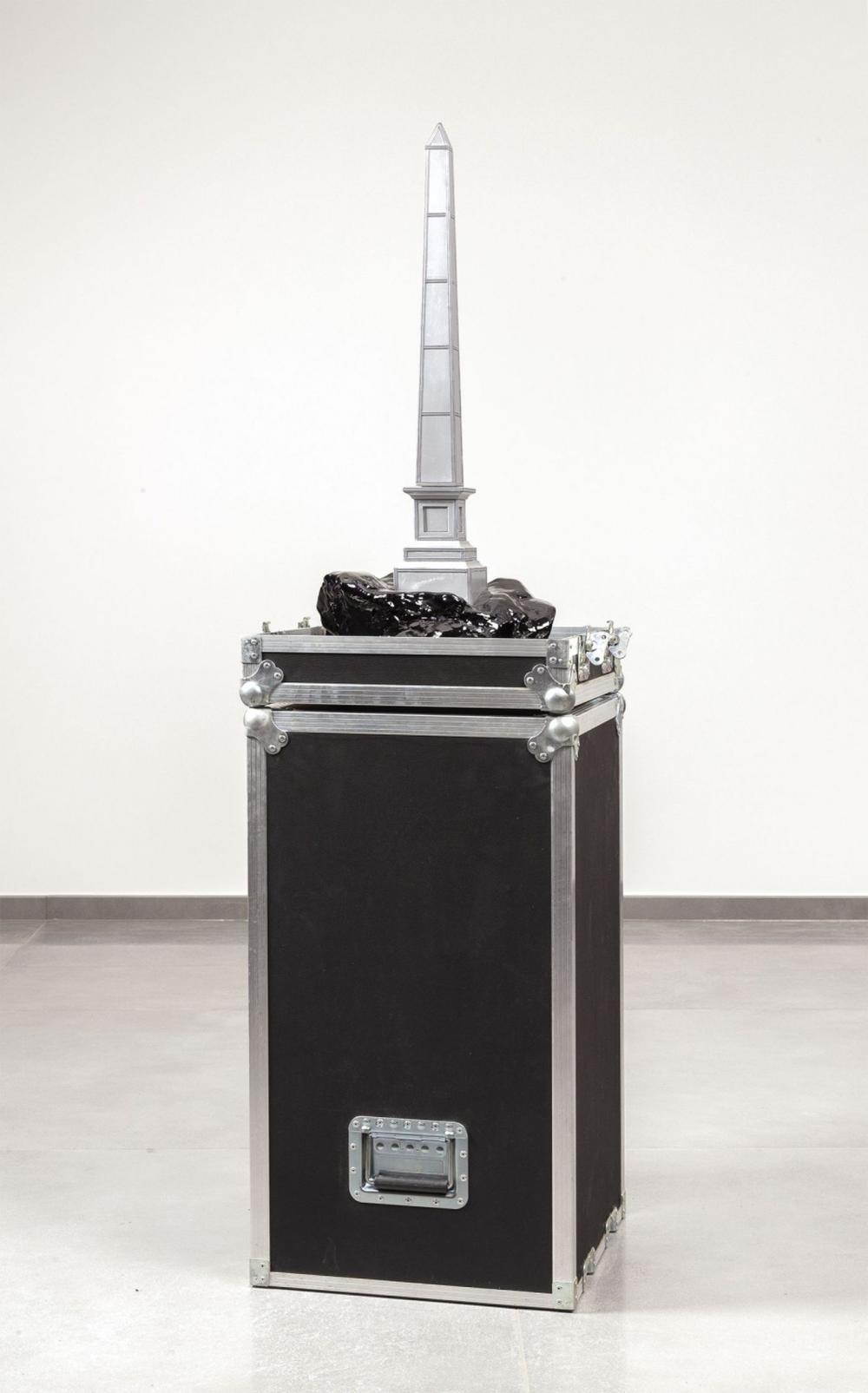 Aerts Michaël - Box 3 (from the Series: Mobile Monuments) (2007)