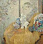 GUSTAVE DE SMET 1877 - 1943 Belgian school, Gustave de Smet, Click for value