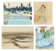 Camus Gustave, Frey Alice, Dudant Roger, Frey Alice - Londres (1957) - Angel - Les dunes (1962) - La danse