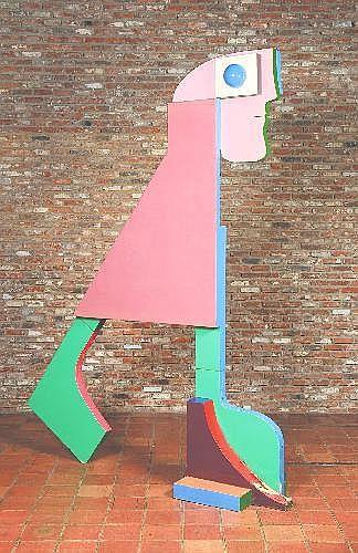PIERRE CAILLE 1912 - 1996 Belgian School HOMME