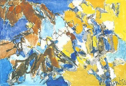 LOUIS VAN LINT 1909 - 1987 Belgian School TORDERA