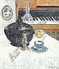 LOUIS THÉVENET 1874 - 1930 Belgian School NATURE, Louis Thevenet, Click for value