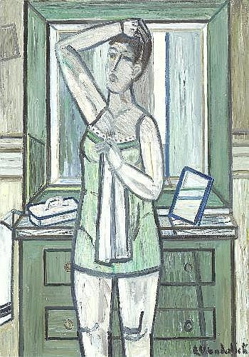 ARMAND VANDERLICK 1897 - 1985 Belgian School