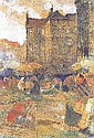 JULES DE BRUYCKER 1870 - 1945 Belgian School, Jules