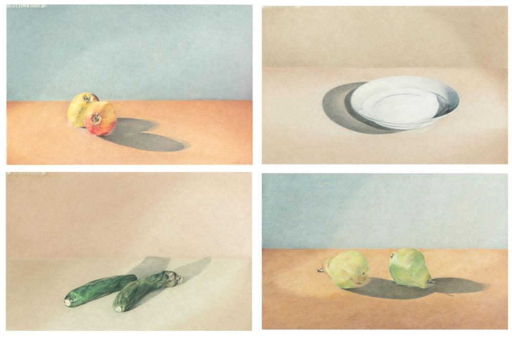 Lahaut Pierre - Still lifes (1979-1980)