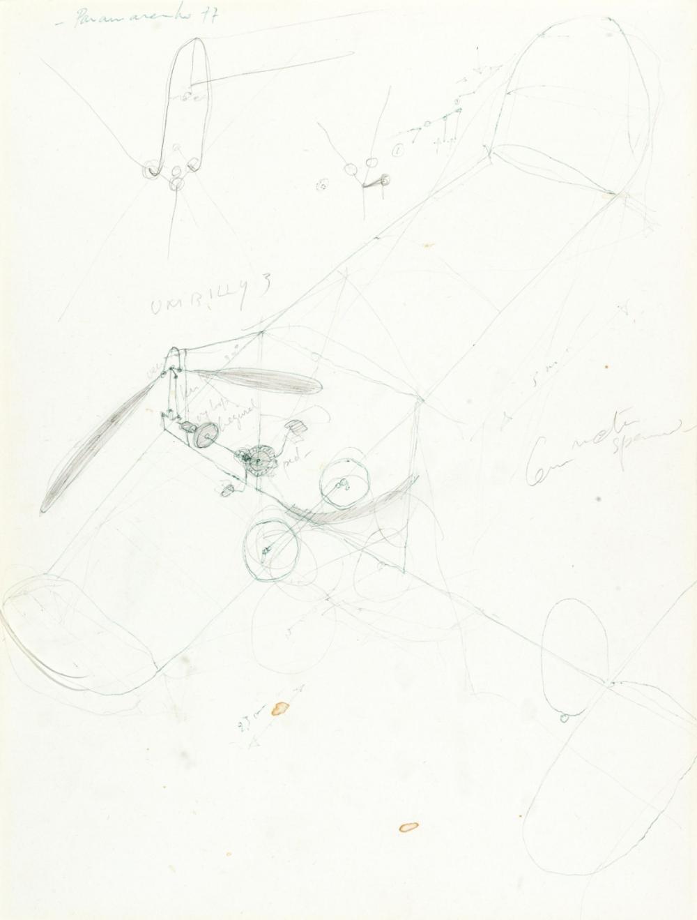 Panamarenko - Umbilly 3 (1977)