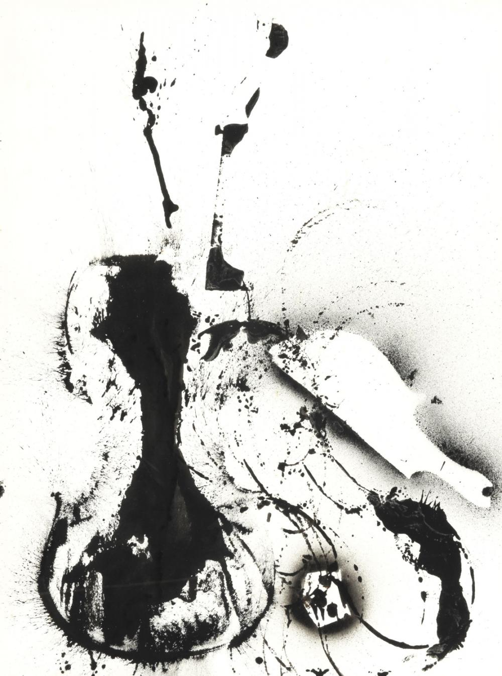 Arman (Armand Fernandez) - Empreinte de violon
