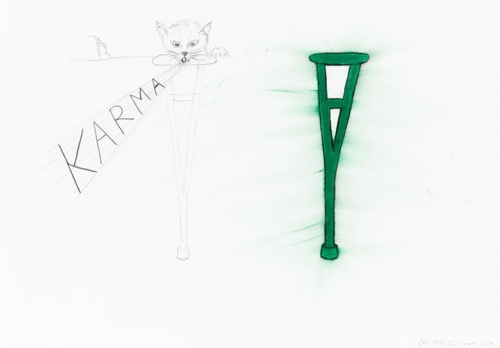Fabre Jan - Karma (2001)