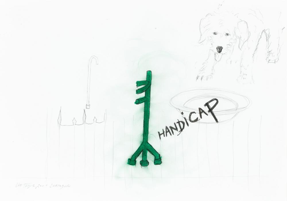 Fabre Jan - Handicap (2001)