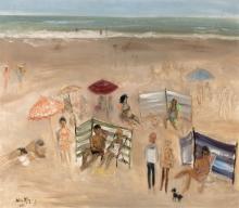 Frey Alice - The beach (1963)