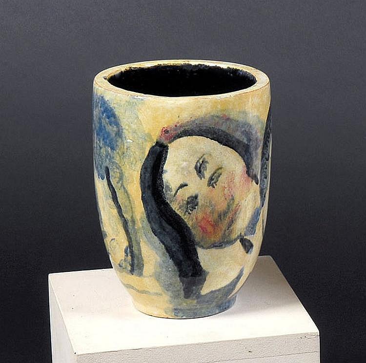 JAN COCKX 1891 - 1976 Belgian School GEMASKERDE