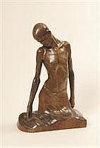 GEO VERBANCK 1881 - 1961 Belgian School ADOLESCENT