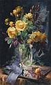 FRANS MORTELMANS 1865 - 1936 Belgian School YELLOW, Frans Mortelmans, Click for value