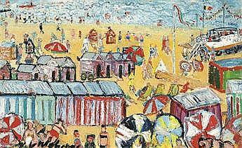 HENRI-VICTOR WOLVENS 1896 - 1977 Belgian School