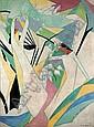 FRANZ VAN MONTFORT 1889 - 1980 Belgian School LE, Franz