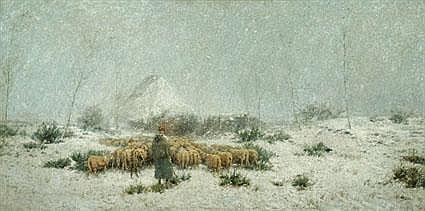 ADRIAAN JOZEF HEYMANS 1839 - 1921 Belgian School